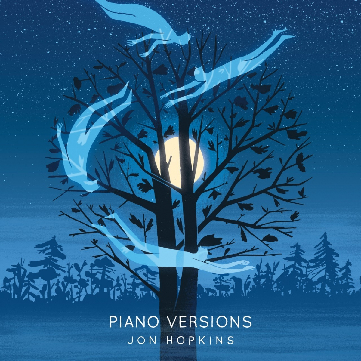 New EP 'Piano Versions' is out now