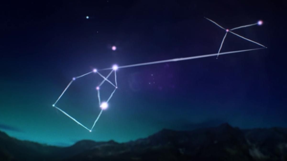 Luminous Beings video