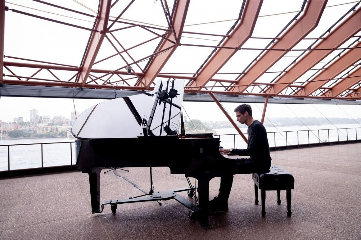 Scene Suspended (Live at Sydney Opera House for Piano Day 2020)