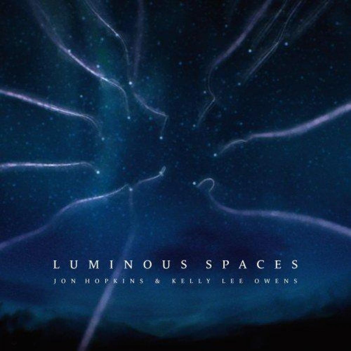 New track - Luminous Spaces